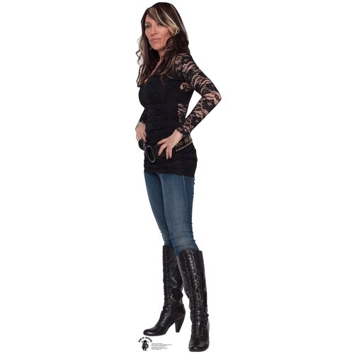 Advanced Graphics Sons of Anarchy Gemma Cardboard Stand-Up