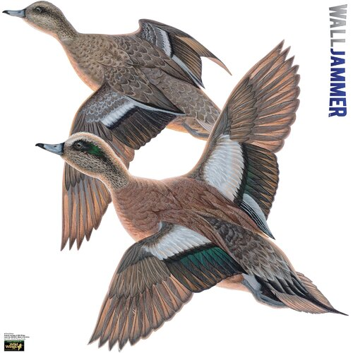 Cabela's Flying Ducks Wall Decal