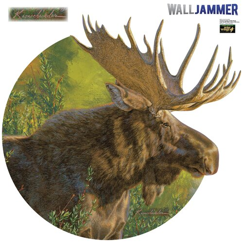 Advanced Graphics Cabela's Moose Wall Decal