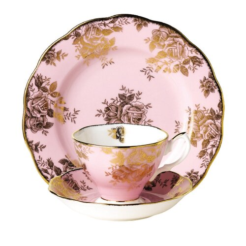 Royal Albert 1960's Cup / Saucer and Plate