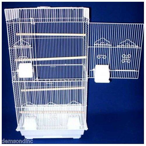 Square Small Bird Cage