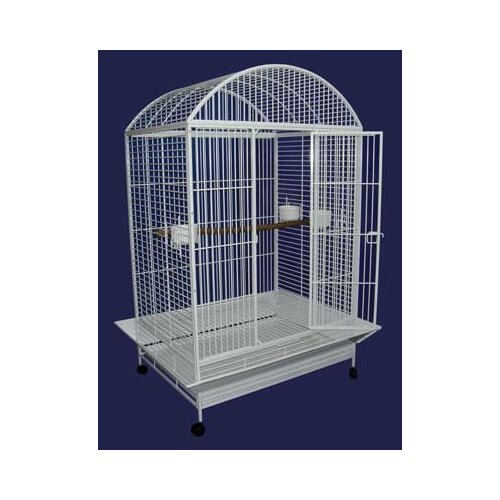 X-Large Dome Parrot Bird Cage