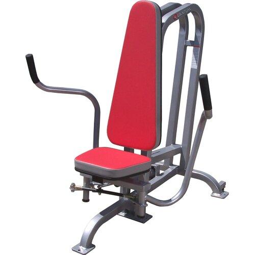 Quantum Fitness Adult Quick Circuit Commercial Pec / Rear Delt Upper Body Gym