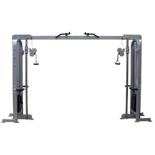 Quantum Fitness I Series Commercial Crossover Machine