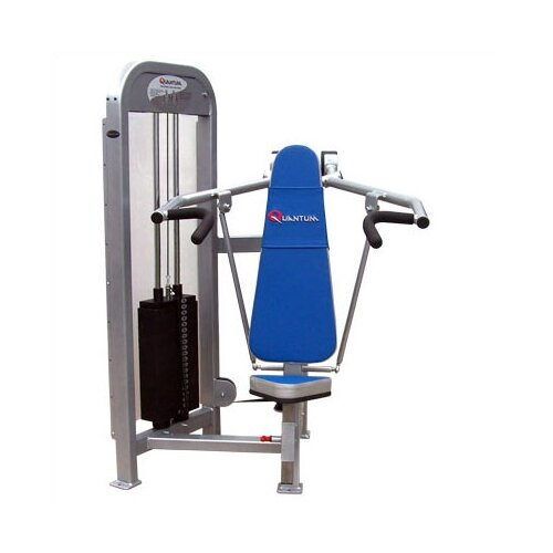 Quantum Fitness I Series Commercial Converging Upper Body Gym