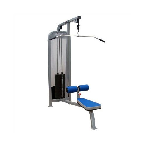 Quantum Fitness I Series Commercial Lat Upper Body Gym