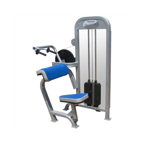 Quantum Fitness I Series Commercial Tricep Extension Station Upper Body Gym