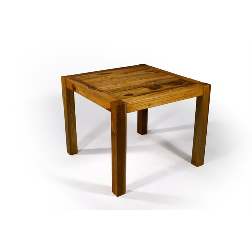 Strata Furniture Inlay End Table