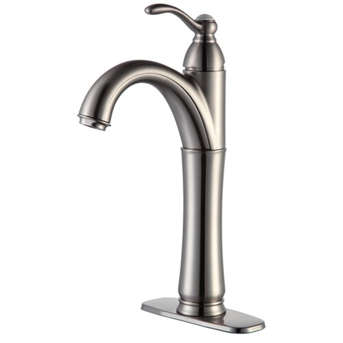 Kraus Rivera Single Hole Bathroom Faucet with Single Handle