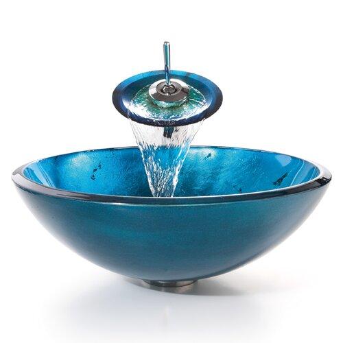 Kraus Vessel Sinks : Kraus Irruption Vessel Sink & Reviews Wayfair