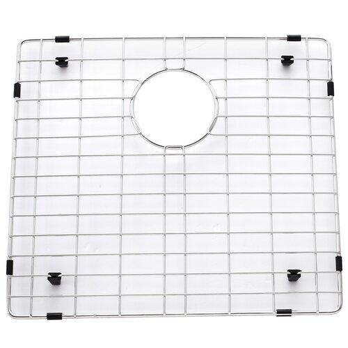 "Kraus Stainless Steel 19"" x 16"" Bottom Grid"