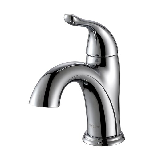 Arcus Single Lever Basin Faucet