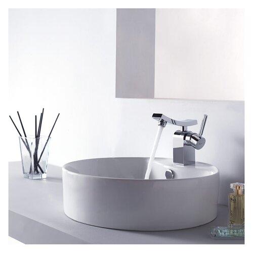 Bathroom Combos Single Hole Unicus Faucet with Single Handle