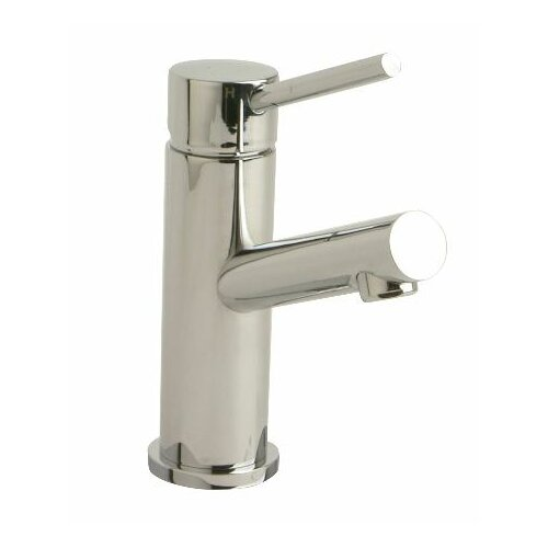 Single Handle Centerset Bathroom Faucet with Optional Deck Plate
