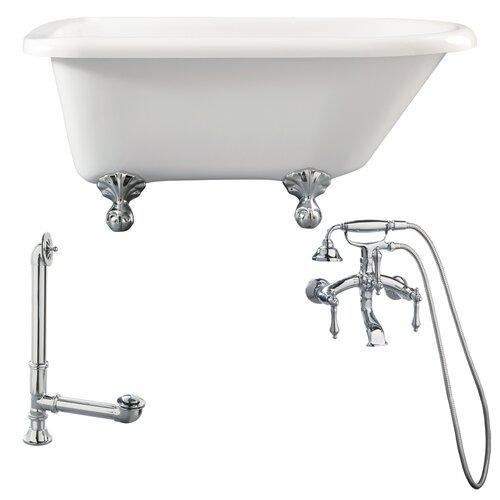 Giagni Augusta Roll Top Bathtub