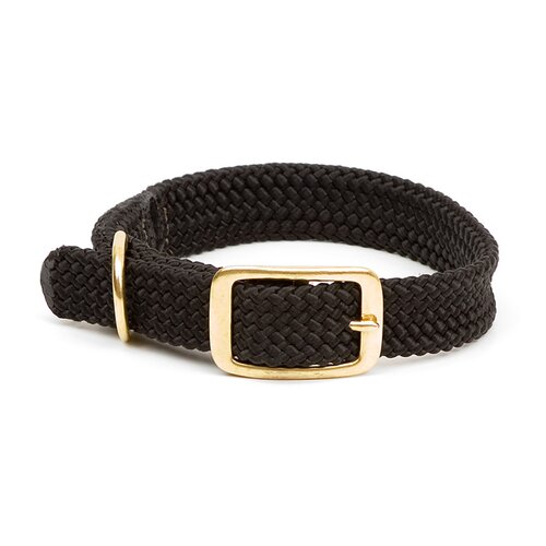 Mendota Double Braid Dog Collar