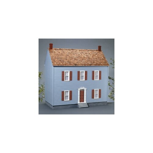 New Concept Dollhouse Kits Montpelier Dollhouse