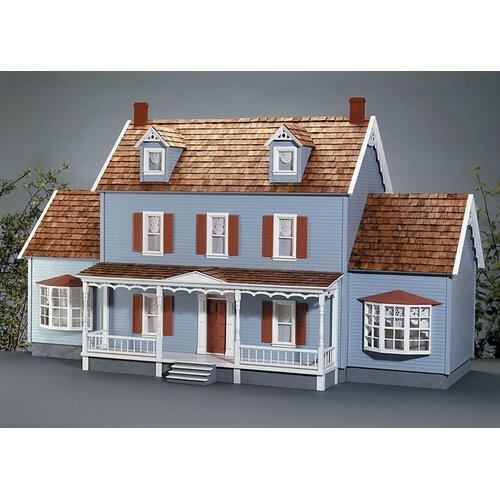 New Concept Dollhouse Kits Shelburne Dollhouse