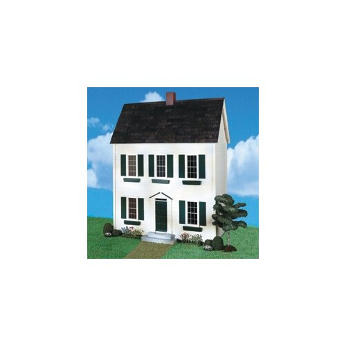Quickbuild Kits Classic Colonial Dollhouse