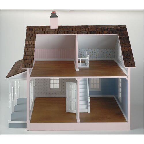 Real Good Toys Finished & Ready to Play Alice's Home Place Dollhouse
