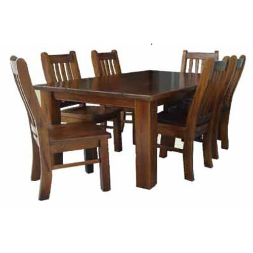 MAT Fine Furniture Spring 9 Piece Dining Set