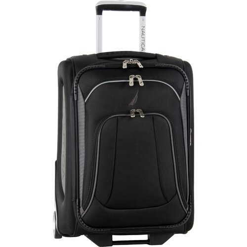 "Nautica Charter 20""  Expandable Suitcases"