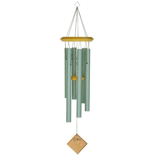 Woodstock Chimes Chimes of Pluto Verdigris