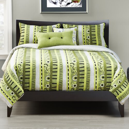 SIS Covers Green Valley Duvet Set