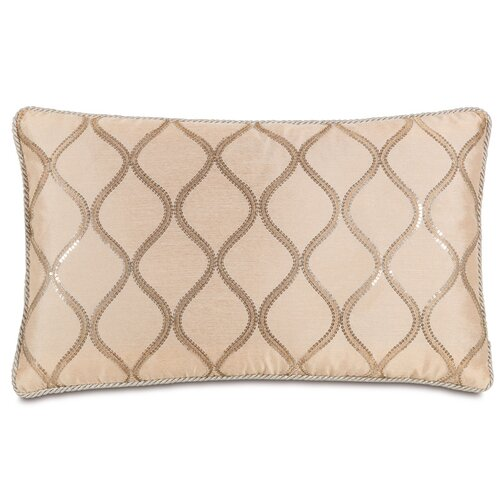 Bardot Bisque with Cord Accent Pillow