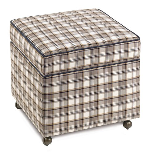 Ryder Storage Boxed Ottoman