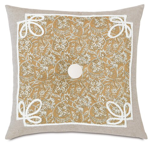 Edith Fellows Tufted Accent Pillow