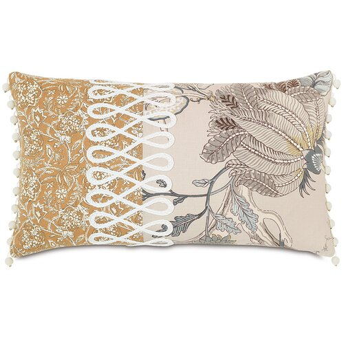 Edith Fellows Gimp Accent Pillow