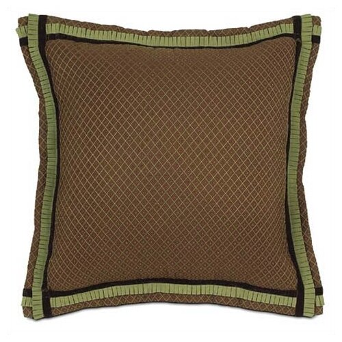 Eastern Accents Amelie Margo Cocoa Euro Sham