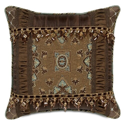 Eastern Accents Antalya Collage Pillow with Small Welt