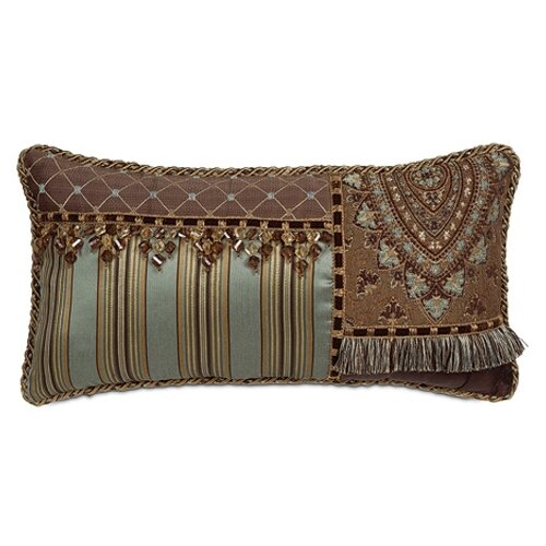 Eastern Accents Antalya Collage Pillow with Cord
