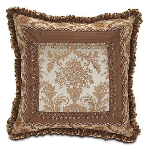Eastern Accents Foscari Border Collage Pillow