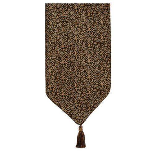 Eastern Accents Langdon Togo Coin Table Runner