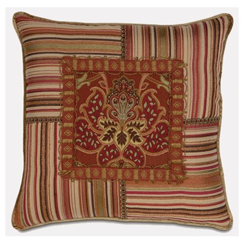 Eastern Accents Toulon Collage Pillow with Small Welt