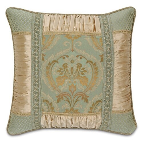 Eastern Accents Winslet Collage Pillow with Cord