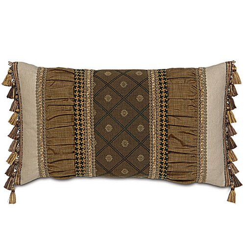 Aston Polyester Bothwell Harvest Ruched Insert Decorative Pillow