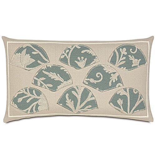 Avila Polyester Applique Decorative Pillow