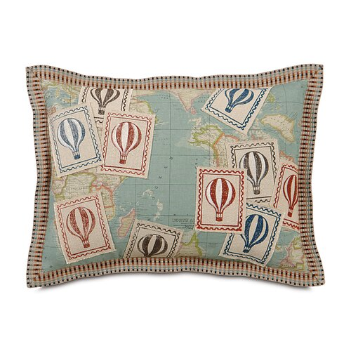 Kai Monde Printed Baloons Decorative Pillow