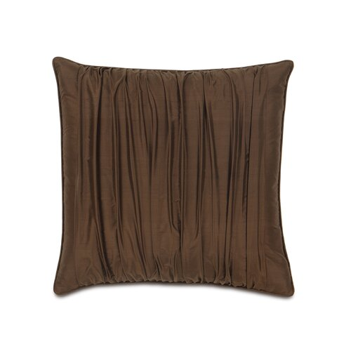 Michon Serico Polyester Decorative Pillow Ruched