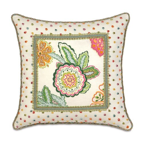 Eastern Accents Portia Mitered Polyester Decorative Pillow
