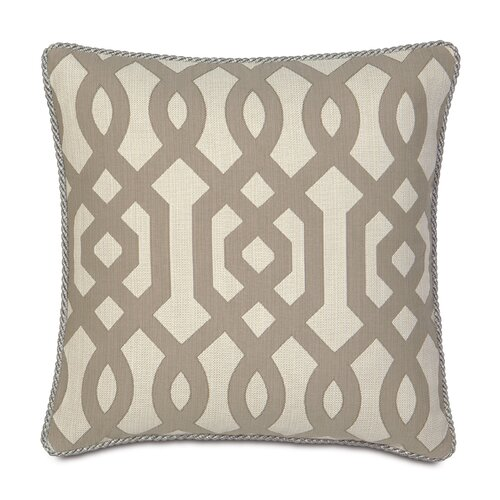 Eastern Accents Rayland Polyester Decorative Pillow with Cord