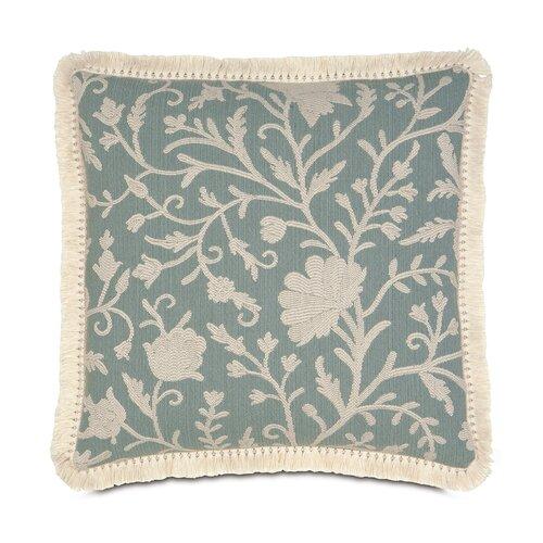 Avila Polyester Decorative Pillow with Tassel Fringe