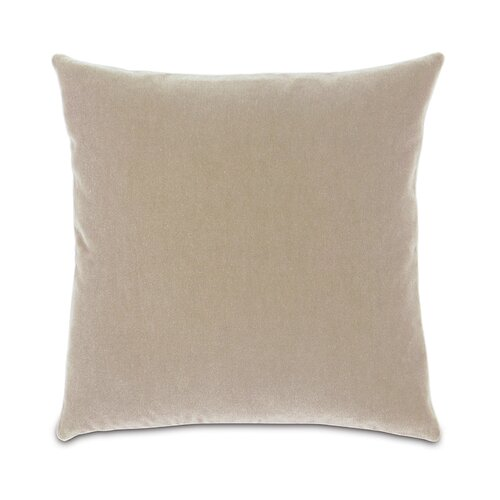 Eastern Accents Bach Mohair Polyester Heraldic Pillow