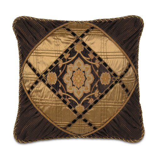 Eastern Accents Garnier Diamond Collage Decorative Pillow