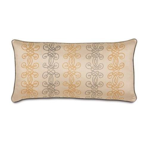 Eastern Accents Lancaster Bristol Motif Hand Painted Decorative Pillow