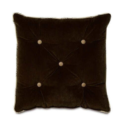 Eastern Accents Shamwari Polyester Breeze Tufted Decorative Pillow